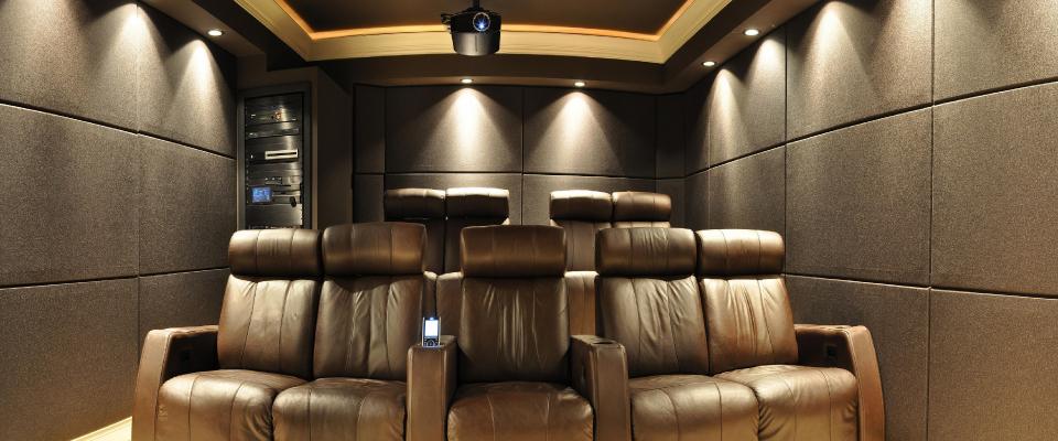 insonorisation cinéma maison